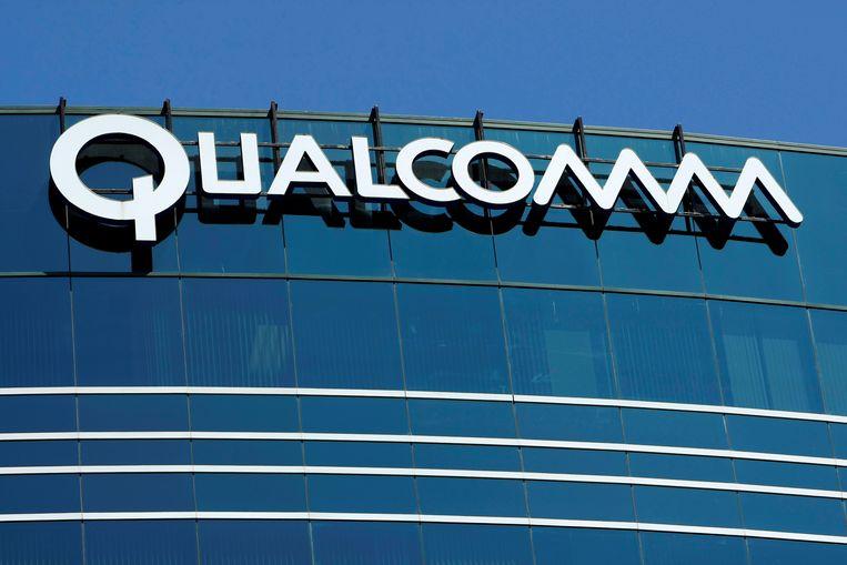 Een vestiging van Qualcomm in San Diego (Californië).