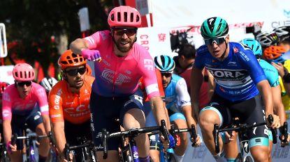 Tweede rit in Ronde van Guangxi is prooi voor Brit McLay, vluchters Vanmarcke en De Vreese blijven net niet weg