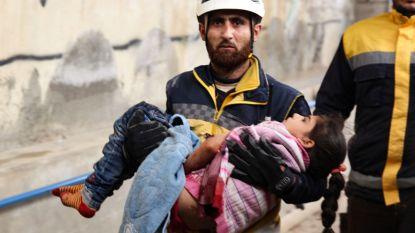 Zeker 18 burgerdoden in Idlib door aanvallen Syrisch regime