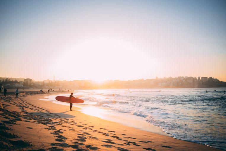 Bondi Beach, Australië.