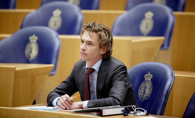 VVD-Kamerlid Bas van 't Wout. Beeld ANP