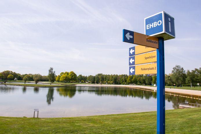Het Wierdense recreatiepark Het Lageveld.