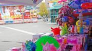 Kermis houdt halt op Oude Markt in Overpelt onder de nodige voorzorgsmaatregelen
