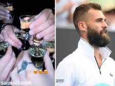 """Benoit Paire remet le couvert et allume Bartoli: """"Santé Marion!"""""""