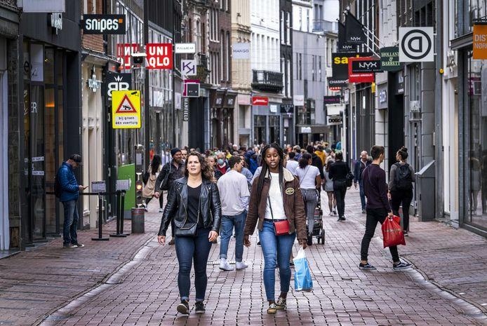 Bijna een kwart van de werkenden verwacht dat het nettolijn in 2021 omhoog zal gaan.