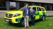 Heilig-Hartziekenhuis investeert 100 000 euro in nieuwe MUG-wagen