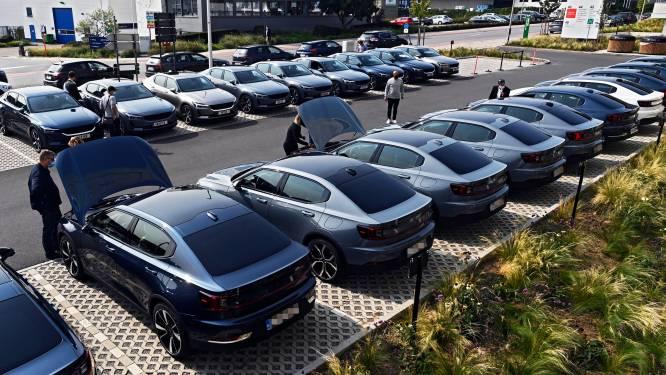 Hybride en elektrische auto's voor het eerst populairder dan diesel in Europa