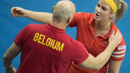 België ontvangt Fed Cup-tegenstander Spanje in Kortrijk