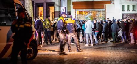 Depla: 'Gelukkig bleef het rustig in Breda', NAC-supporters keren zich tegen rellen