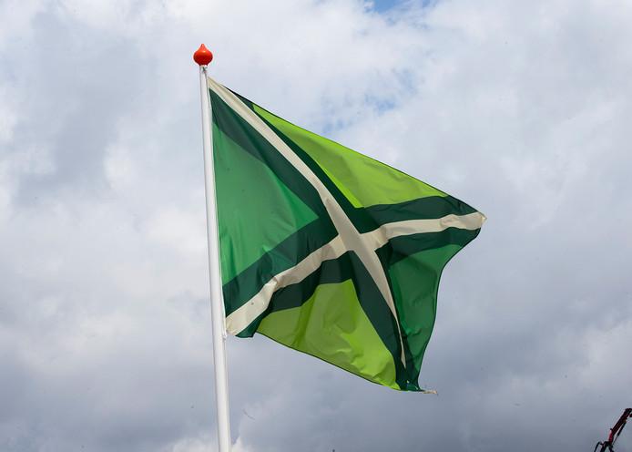 De nieuwe vlag van de Achterhoek
