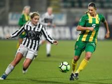 Eerste verlies vrouwenploeg Achilles'29 in play-offs