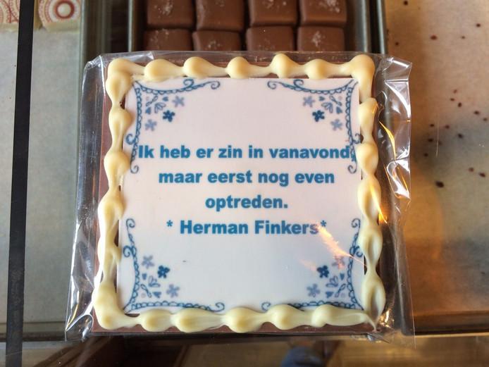 Bij Deze Vijf Spreuken Van Herman Finkers Lik Je Je Vingers