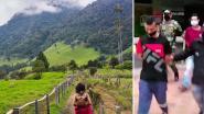 Belgische vrouwen ontvoerd, seksueel misbruikt en gefilmd in Colombia