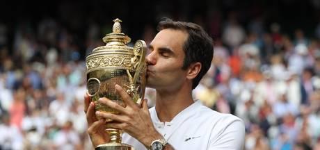Federer weer Zwitsers sportman van het jaar