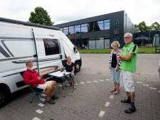 'Asociale' camperaars in Apeldoorn-Zuid willen van geen wijken weten: 'Wij zijn de netste mensen die er bestaan'