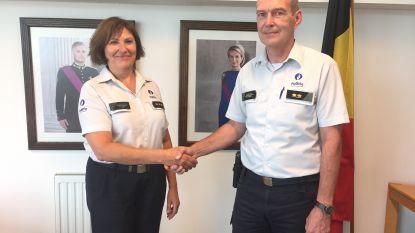 """Maldegemse korpschef Vanavermaete (54) geeft fakkel door en blikt terug op goed jaar: """"daling van criminele feiten in 2018"""""""