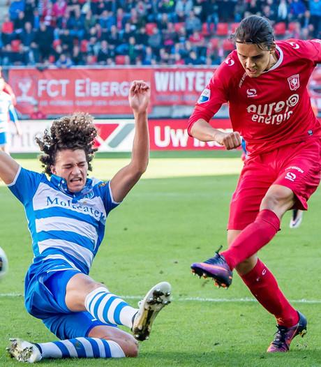 Sandler ontbreekt bij rentree PEC Zwolle in stadion