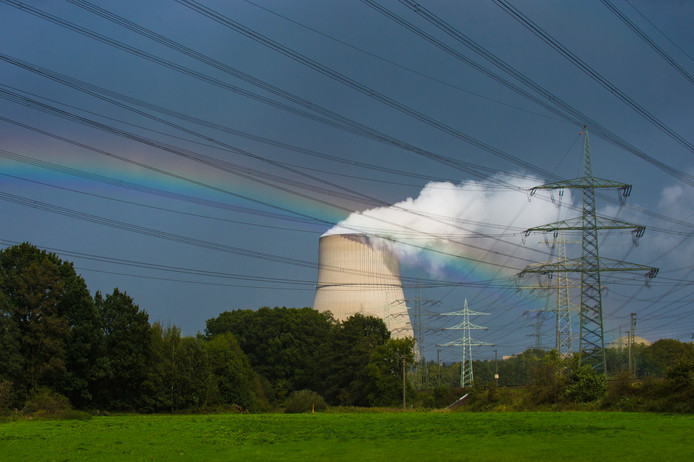 Kerncentrale RWE in Lingen.