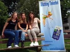 Chronisch zieke Rosanne gaat naar festival WOO HAH dankzij stichting Tinkerbel