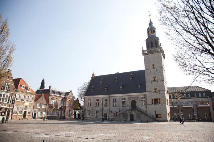 Gemeentehuis Hulst