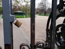 Plusieurs communes de la région de Charleroi ont fermé leurs parcs