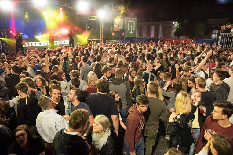 De Adriaen Brouwer Bierfeesten brachten vorig jaar heel wat volk op de been.