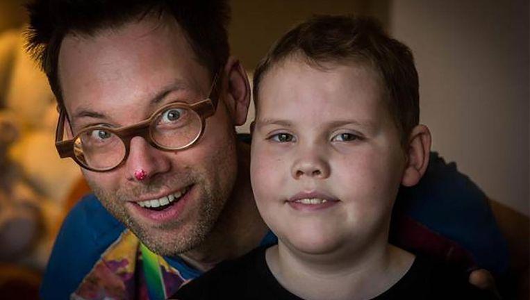 Vince (9) bedacht met zijn grote vriend clown Spik een schitterend plannetje om zijn droom in vervulling te doen gaan.