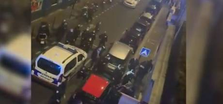 Une nouvelle vidéo montre que le producteur a aussi été tabassé dans la rue par la police