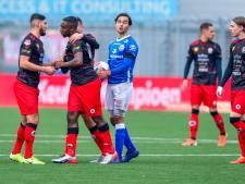 FC Den Bosch gaat racisme op M-side onderzoeken na stilleggen duel tegen Excelsior