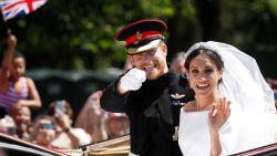 Was dit een modern huwelijk? Neen, maar wel een mooi. Verslag van de trouw van Meghan en Harry door onze journaliste ter plaatse