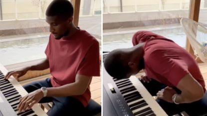 """Pianist Clinton Mata: """"Als ik mijn vingers niet goed gezet krijg, word ik zot"""" (en dat blijkt ook)"""