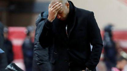 AS Monaco zet Thierry Henry op non-actief, definitieve beslissing wordt later genomen