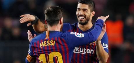 Suárez hoopt op treble Barcelona, finale tegen Ajax en titel Liverpool