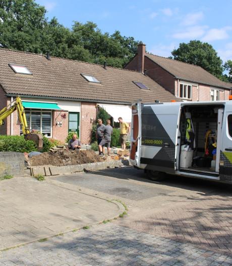 Deel van wijk Hasseler Es in Hengelo zit zonder stroom