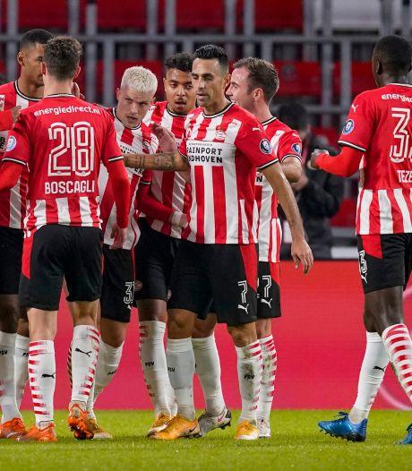 PSV wil nu proberen te schitteren in plaats van schipperen