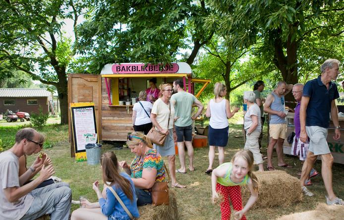 De editie van Food Festival de Es van vorig jaar