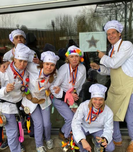 Pech voor Eindhovense lekkerbekken: nieuw sterrenrestaurant blijkt carnavalsstunt