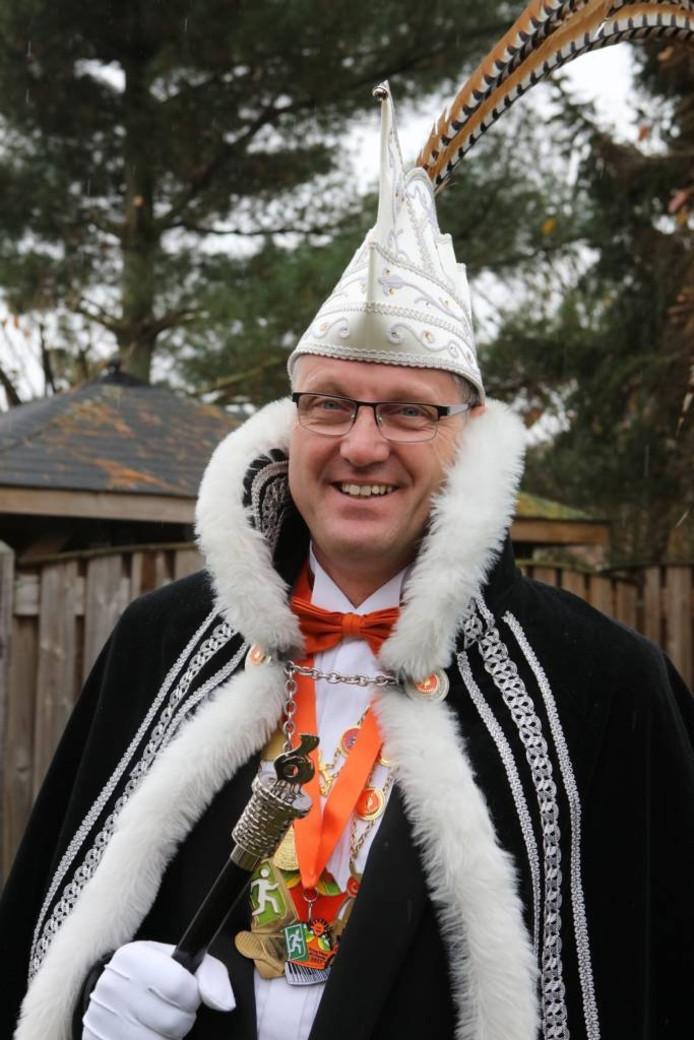 Prins carnaval van Ganzegat