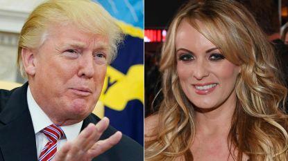 Stormy Daniels mag Trump niet laten getuigen
