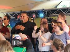 Eerste Kanjerfestival in Veghel laat bezoekers stralen