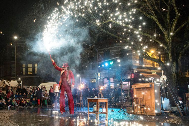 Het gratis winterevenement voor kinderen, ouders en grootouders belooft veel spektakel.