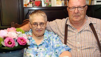 Louis en Liza vieren gouden huwelijksjubileum