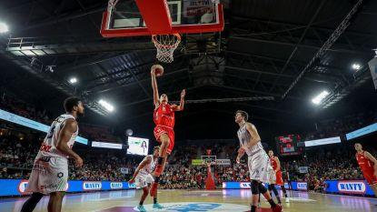 Charleroi vernedert Bergen, Oostende te sterk voor Luik in EuroMillions Basket League