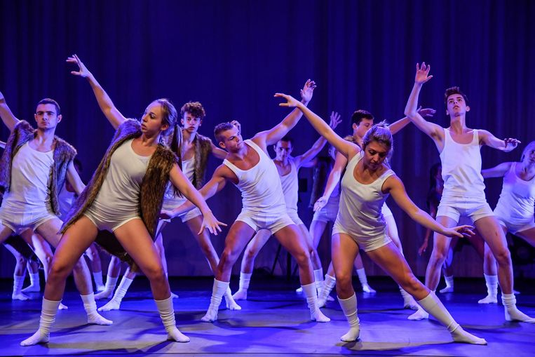 De dansers van Incar staan regelmatig op het podium.