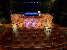 Theaters in Apeldoorn en Harderwijk mogen meer dan 30 bezoekers ontvangen
