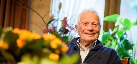 104-jarige Frans Valkenburg uit Maarheeze: 'Ik hoop dat ik de 110 ook nog haal'