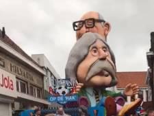 Wilfred Genee over hilarische carnavalswagen uit Esbeek: 'Ik heb gevraagd of de wagen naar Hilversum kan komen'