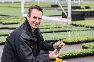 Titel 'Agrarisch Ondernemer' voor Van der Avoird uit Bavel
