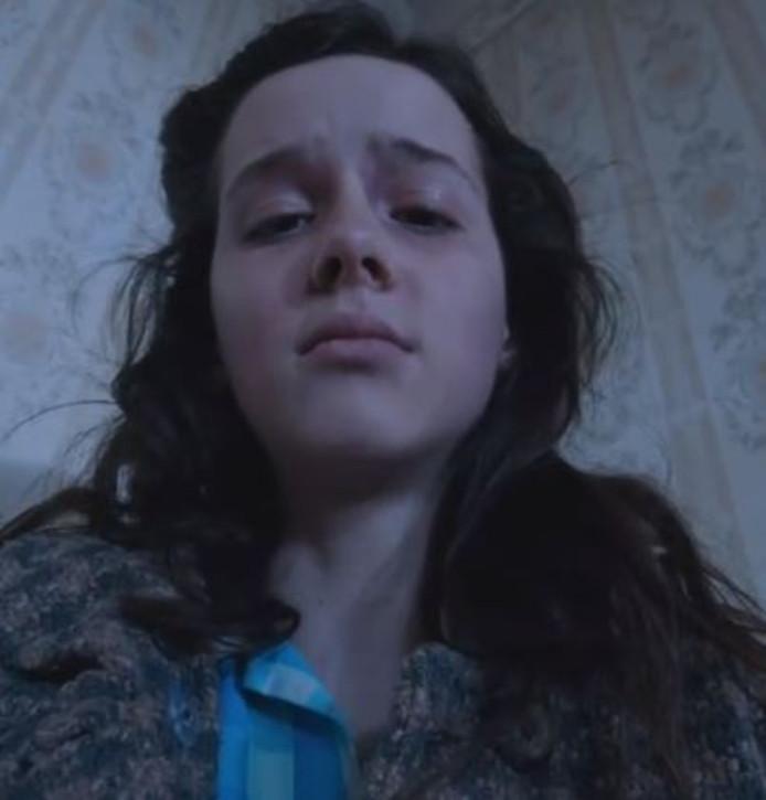 Een scène uit een van de korte video's.