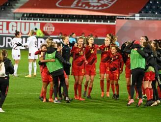 """Red Flames plaatsen zich met glans voor EK 2022 in Engeland: """"We schrijven geschiedenis"""""""